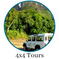 Bora 4x4 Tours