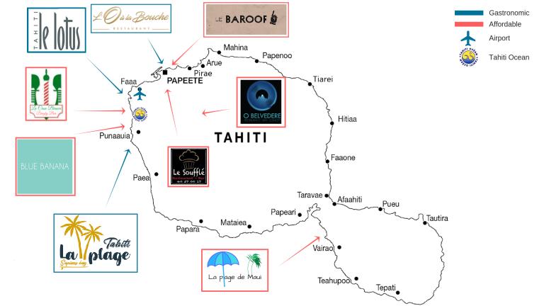 Tahiti Restaurants